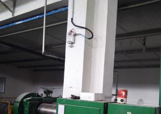 橡胶厂粉尘监测报警系统